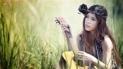 Japanese Guitar Wallpapers Asian Desktop