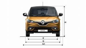 Dimension Scenic 4 : bekijk hier de afmetingen van de renault sc nic ~ Gottalentnigeria.com Avis de Voitures