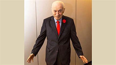 Cacho Fontana homenajeó a Héctor Larrea en su cumpleaños