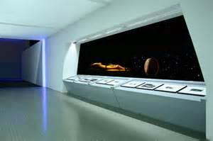 Star Wars Inside Spaceship