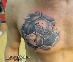 Soccer Ball Tattoo Ankle | www.imgkid.com - The Image Kid ...