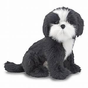 Buy Melissa & Doug® Shih Tzu Dog Giant Stuffed Animal from ...