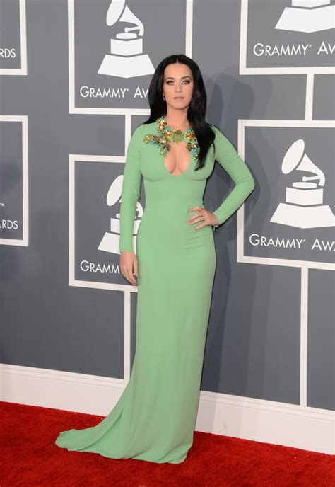 Katy Perry at the Grammys 2013 | Pictures | POPSUGAR Celebrity