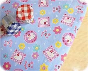 Stoff Mit Blumen : blauer kawaii stoff mit hasen blumen kawaii stoffe stoffe kawaii shop modes4u ~ Watch28wear.com Haus und Dekorationen