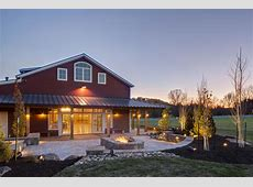 Take a Peek Inside This Stunning, FullyStocked Party Barn