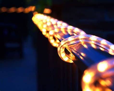 how to use outdoor rope lights pegasus lighting blog