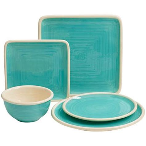 cuisine turquoise brown turquoise dinnerware home