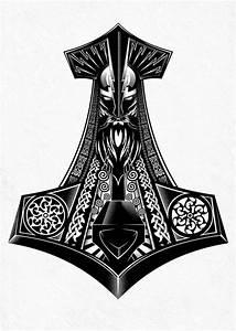 Dessin Symbole Viking : 1001 id es pour le tatouage viking et quelle est sa signification tattoo pinterest ~ Nature-et-papiers.com Idées de Décoration