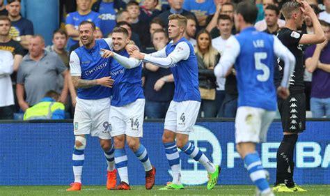 Sheffield Wednesday 3-0 Leeds RECAP: Hooper scores twice ...