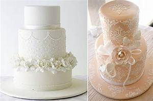 lace templates for cakes - stencilled lace wedding cakes cake geek magazine