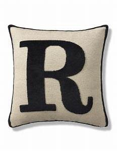Letter r on pinterest 34 pins for Letter m cushion