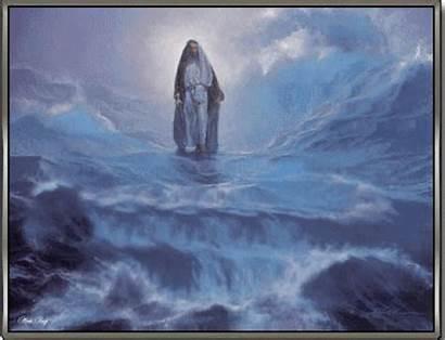 Jesus Coming Born Animated Heart Christ Angel