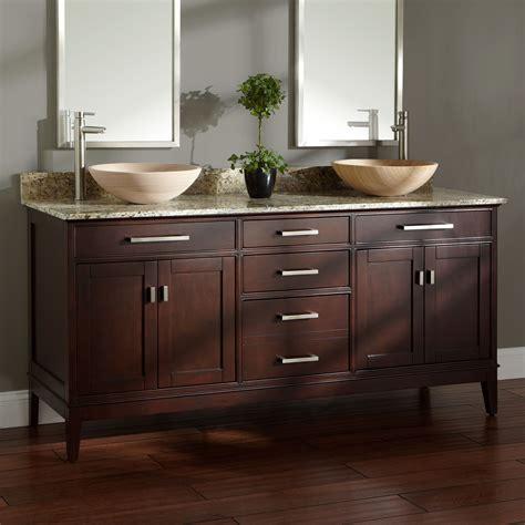 bathroom vanity with vessel sink 36 quot orzoco vessel sink vanity bathroom