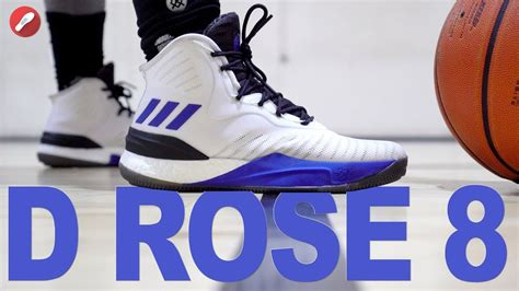 Adidas D Rose 8 Performance Review! Amazing Performer