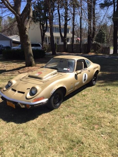 Opel Gt V8 by 1970 Opel Gt V8 Conversion For Sale Photos Technical