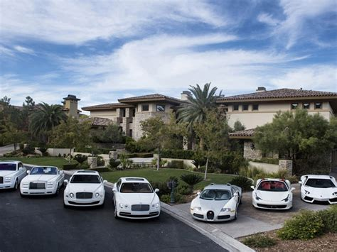 mayweather car collection floyd mayweathers car 39 s estimated at almost 10 million
