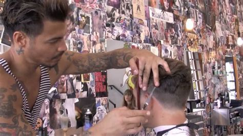 Slikhaar TV 146   Men's Hairstyle 2012 Haircut and Blowdry