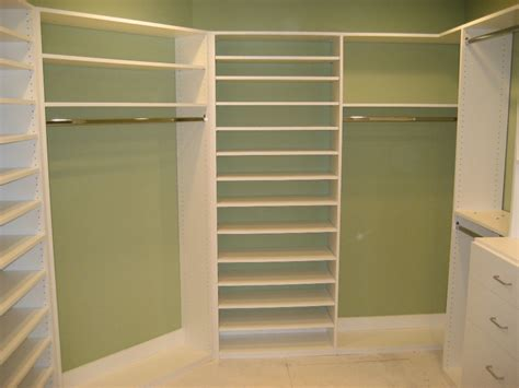 Closet Cabinets by Walk In Closets House Of Closets