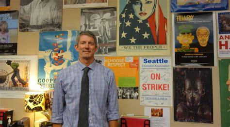 meet al snyder ghs history teacher garfield high school ptsa