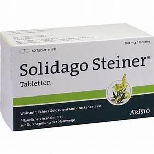 Docmorris Rechnung : solidago steiner tabletten 60 st niere blase prostata arzneimittel apo4less ~ Themetempest.com Abrechnung