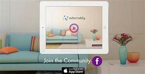 Adornably interior design app the webby awards for Interior design shopping app