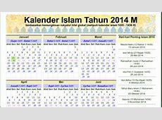Download Islamic Calendar 2014 in PDF! – Alhabib's Blog