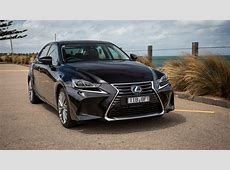 2018 Lexus IS300h Sport Luxury NEW CAR YouTube