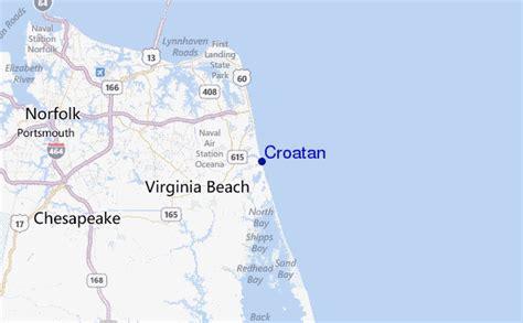 croatan surf forecast  surf reports virginia usa