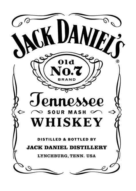Jack Daniels Logo Large png #1317 - Free Transparent PNG Logos