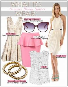 what to wear summer bridal shower celebrity style guide With what to wear to a wedding shower