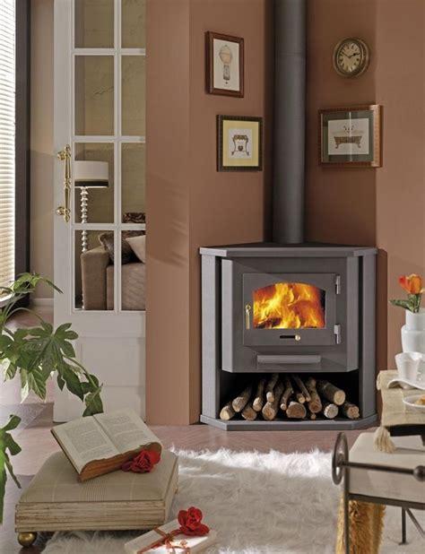 image result for wood burner corner room corner wood