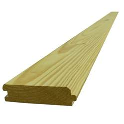 Decking Lowes by Shop Severe Weather Max Common 2 In X 6 In X 16 Ft