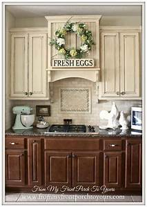 best 25 farmhouse kitchens ideas on pinterest farm With kitchen colors with white cabinets with laura ashley wall art