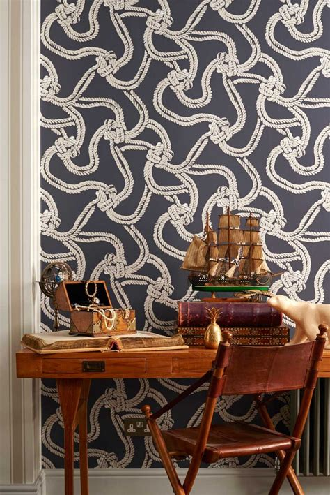 rope wallpaper 90 best images about geometric wallpaper on Nautical