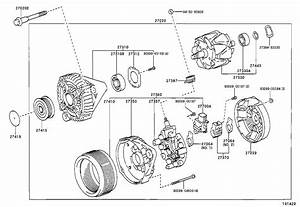 Toyota Rav4cla21l-awmnyw - Tool-engine-fuel