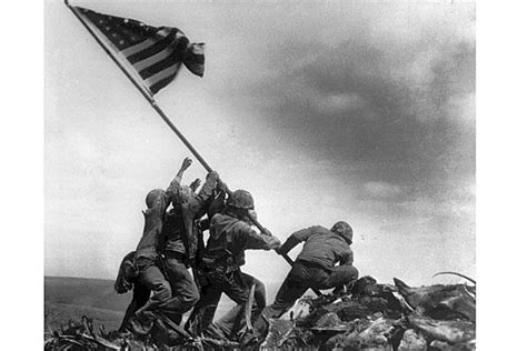 raise the siege iwo jima anniversary remembered across the nation