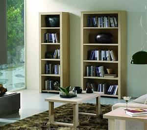 Bibliothèque Design Bois : biblioth que design en bois brin d 39 ouest ~ Teatrodelosmanantiales.com Idées de Décoration