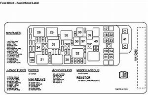4 Best Images Of 2008 Chevy Malibu Fuse Box Diagram
