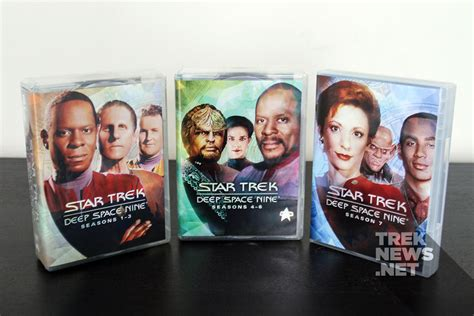 [review] Deep Space Nine Complete Series Dvd Box Set