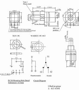 b5k variable resistor wiring diagram - 28 images - b5k ...