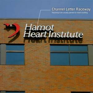channel letter raceway extrusion howard industries With channel letter supplies