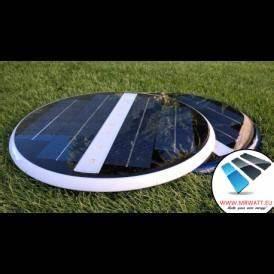 Mr Watt Solar Pool Light Lámpara Solar Led Subacuàtico Para La Iluminación De