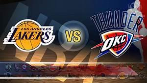 NBA Preview Celtics Vs 76ers Lakers Vs Thunder