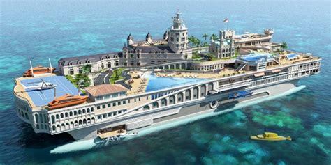 yacht island tropical island paradise on a yacht
