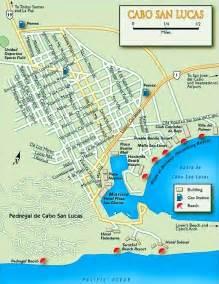Los Cabos San Lucas Map