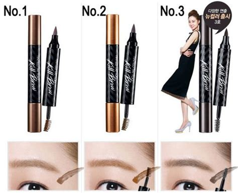 Clio Tinted Tattoo Kill Brow Reviews, Photo Makeupalley
