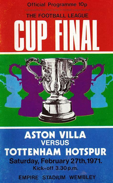 Match report as tottenham returned to winning ways at aston villa; TWB22RELOADED: English Leagues the 70s: Tottenham Aston ...