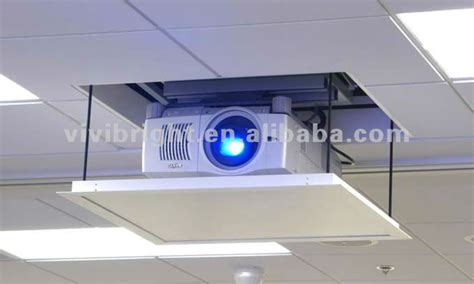 ceiling projector mount motorized aluminium projector lift hdmi projector accessories multi