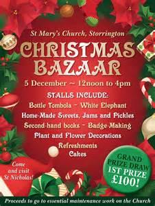 Church Christmas Bazaar