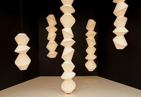 shadevolume stacks rotating  colorful totems  light